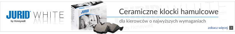 Ceramiczne klocki hamulcowe