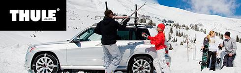 Thule uchwyty narciarskie i snowboardowe